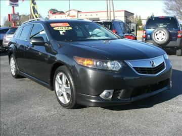 2012 Acura TSX Sport Wagon for sale in Boiling Springs, SC