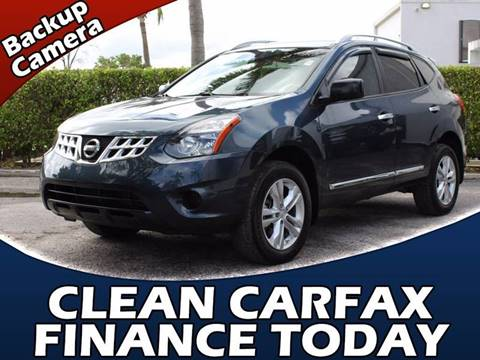 2015 Nissan Rogue Select for sale in Lake Park, FL