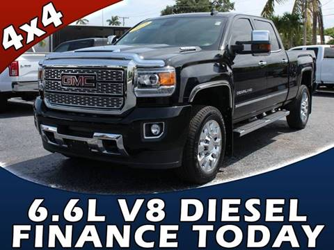 2019 GMC Sierra 2500HD for sale in Lake Park, FL