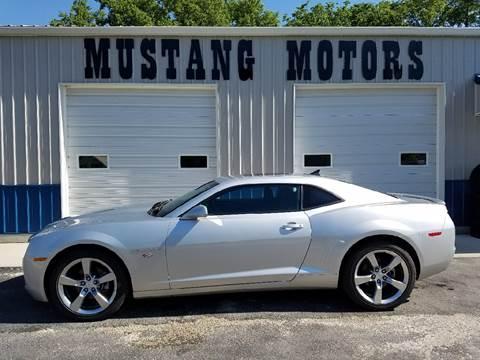 2011 Chevrolet Camaro for sale in Blue Rapids, KS