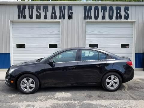 2015 Chevrolet Cruze for sale in Blue Rapids, KS