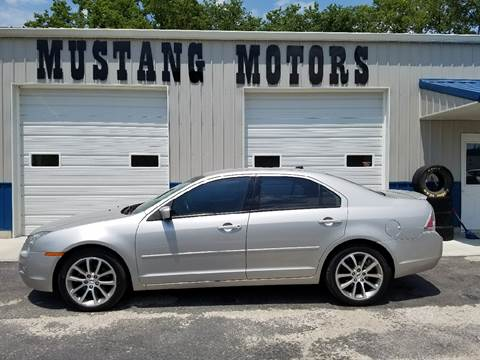 2008 Ford Fusion for sale in Blue Rapids, KS