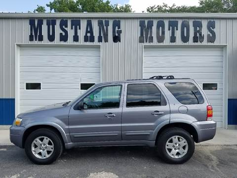 2007 Ford Escape for sale in Blue Rapids, KS
