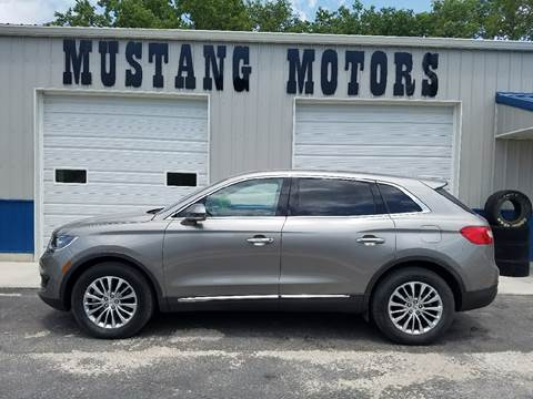 2016 Lincoln MKX for sale in Blue Rapids, KS