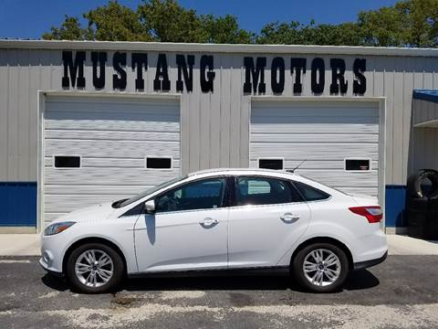 2012 Ford Focus for sale in Blue Rapids, KS