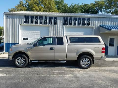 2008 Ford F-150 for sale in Blue Rapids, KS
