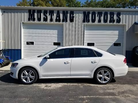2015 Volkswagen Passat for sale in Blue Rapids, KS