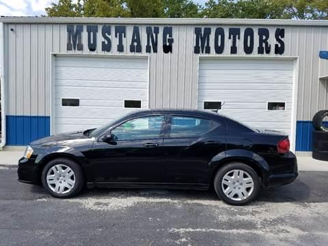2014 Dodge Avenger for sale in Blue Rapids, KS