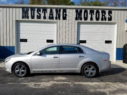 2012 Chevrolet Malibu for sale in Blue Rapids, KS