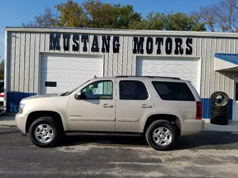 2007 Chevrolet Tahoe for sale in Blue Rapids, KS