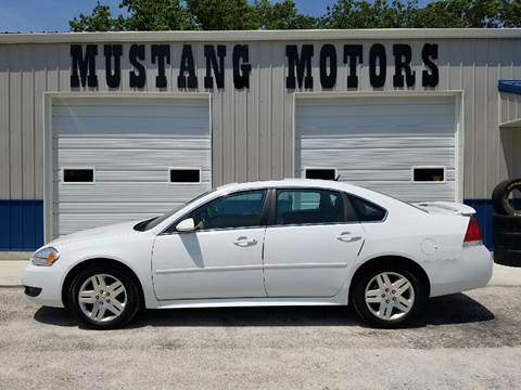 2011 Chevrolet Impala for sale in Blue Rapids, KS