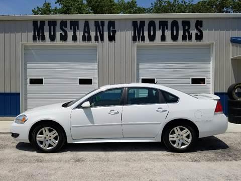 2011 Chevrolet Impala for sale in Blue Rapids, KS