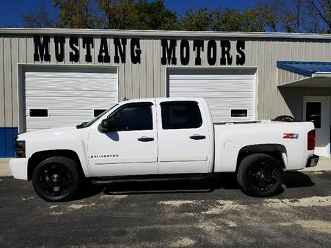 2007 Chevrolet Silverado 1500 for sale in Blue Rapids, KS