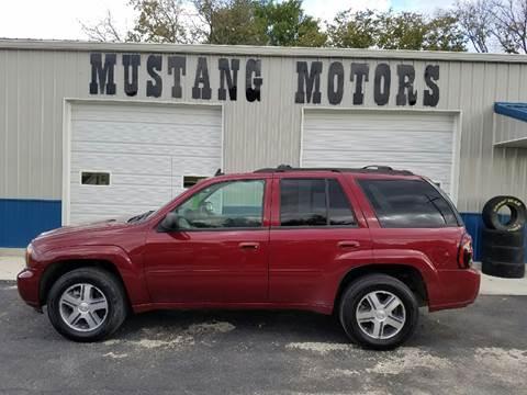 2007 Chevrolet TrailBlazer for sale in Blue Rapids, KS