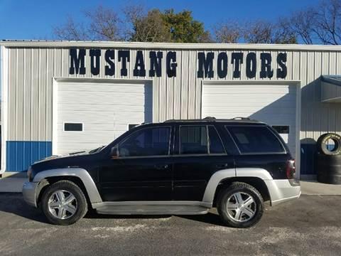 2005 Chevrolet TrailBlazer for sale in Blue Rapids, KS