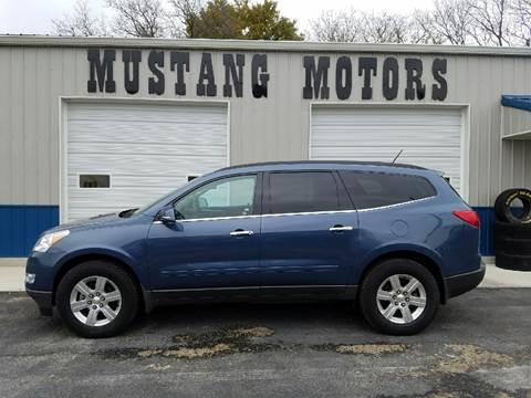 2012 Chevrolet Traverse for sale in Blue Rapids, KS
