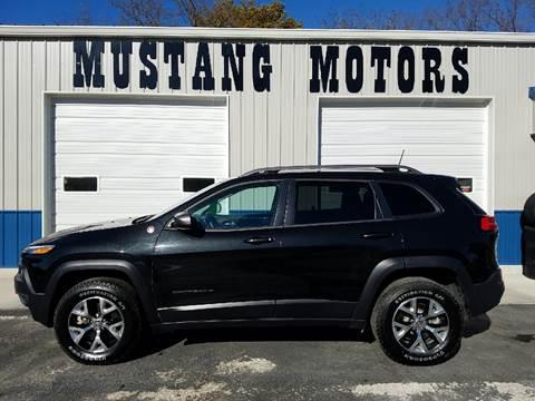 2016 Jeep Cherokee for sale in Blue Rapids, KS