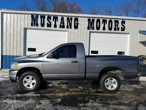 2006 Dodge Ram Pickup 1500 for sale in Blue Rapids, KS