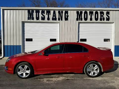 2010 Ford Fusion for sale in Blue Rapids, KS