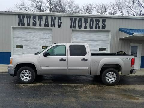 2008 GMC Sierra 1500 for sale in Blue Rapids, KS