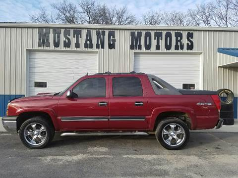 2005 Chevrolet Avalanche for sale in Blue Rapids, KS