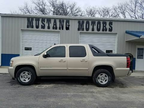 2008 Chevrolet Avalanche for sale in Blue Rapids, KS