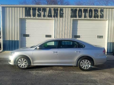 2013 Volkswagen Passat for sale in Blue Rapids, KS
