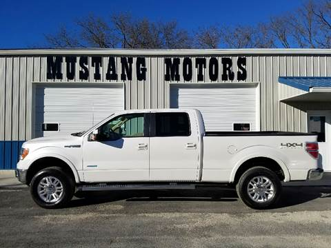 2011 Ford F-150 for sale in Blue Rapids, KS