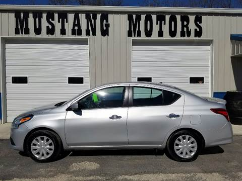 2016 Nissan Versa for sale in Blue Rapids, KS