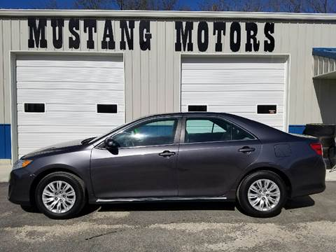 2014 Toyota Camry for sale in Blue Rapids, KS