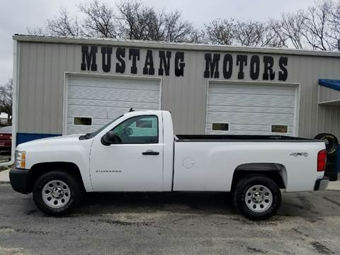 2012 Chevrolet Silverado 1500 for sale in Blue Rapids, KS
