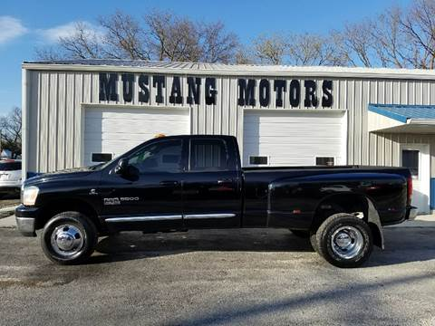 2006 Dodge Ram Pickup 3500 for sale in Blue Rapids, KS