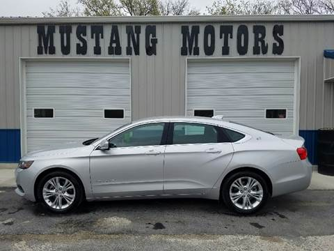 2015 Chevrolet Impala for sale in Blue Rapids, KS
