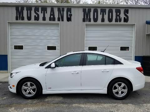 2013 Chevrolet Cruze for sale in Blue Rapids, KS
