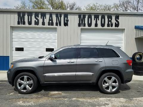 2011 Jeep Grand Cherokee for sale in Blue Rapids, KS