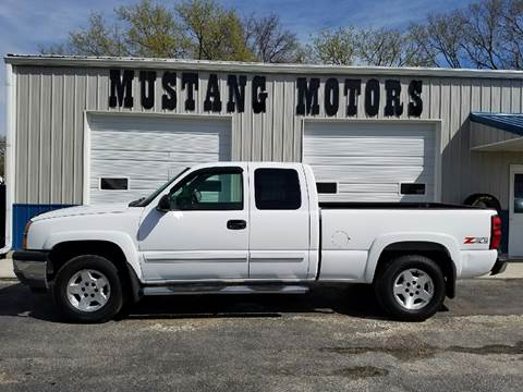 2005 Chevrolet Silverado 1500 for sale in Blue Rapids, KS