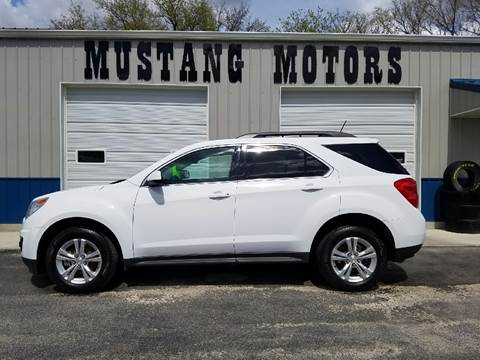 2014 Chevrolet Equinox for sale in Blue Rapids, KS