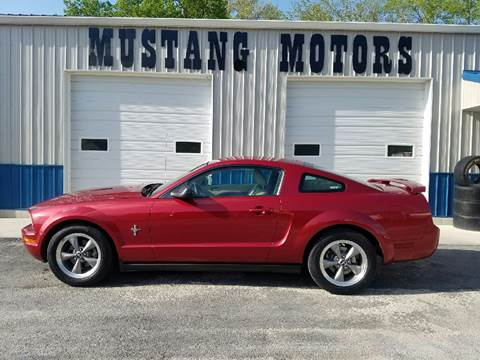 2006 Ford Mustang for sale in Blue Rapids, KS