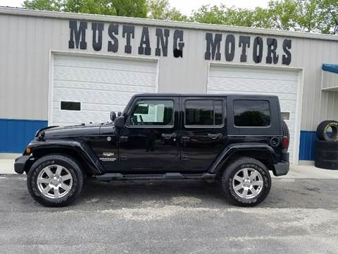 2008 Jeep Wrangler Unlimited for sale in Blue Rapids, KS