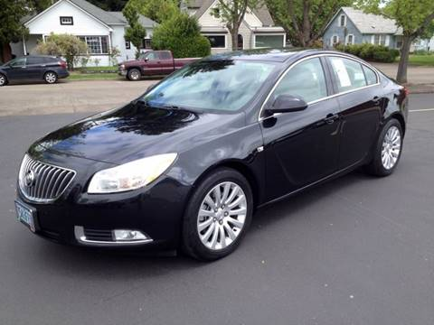 2011 Buick Regal for sale in Springfield, OR