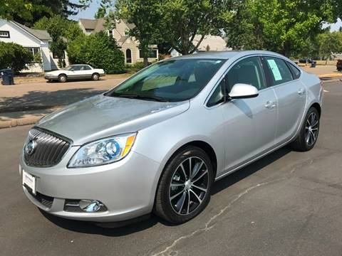 2017 Buick Verano for sale in Springfield, OR