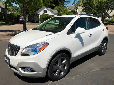 2013 Buick Encore for sale in Springfield, OR