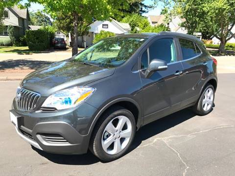 2016 Buick Encore for sale in Springfield, OR
