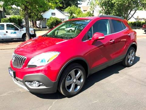 2014 Buick Encore for sale in Springfield, OR