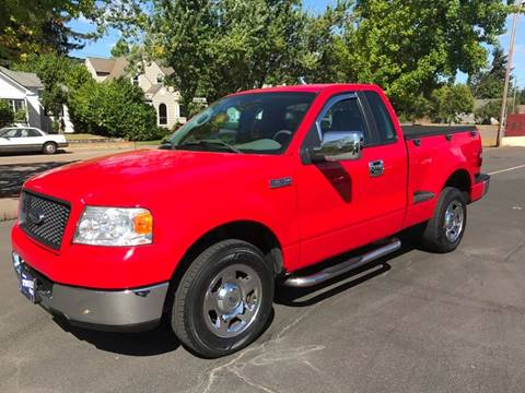 2005 Ford F-150 for sale in Springfield, OR