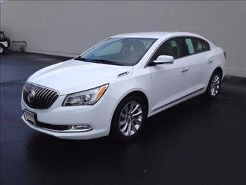 2015 Buick LaCrosse for sale in Springfield, OR