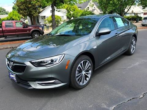 2019 Buick Regal Sportback for sale in Springfield, OR