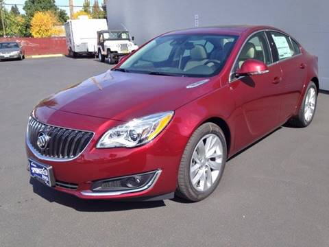 2017 Buick Regal for sale in Springfield, OR