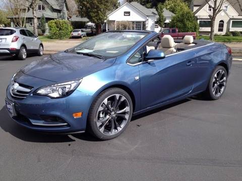 2017 Buick Cascada for sale in Springfield, OR