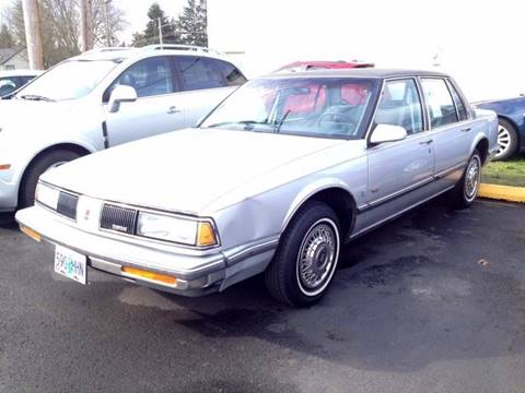 1989 Oldsmobile Eighty-Eight Royale for sale in Springfield, OR